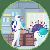 Servicio de Desinfección Ozono y Nebulización en Salamanca